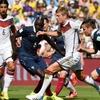Logo Porque Alemania le ganó 1 a 0