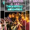 Logo Yo apoyo a las orquestas infantiles