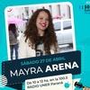 """Logo Mayra Arena: """"el presidente llegó prometiendo otras cosas"""""""