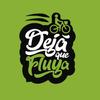 Logo Conversación con Lautaro de la campaña Dejá que fluya