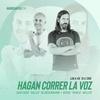 """Logo Hagan Correr La Voz - El Gallo lee """"La Verdadera Historia del VAMOS VAMOS ARGENTINA"""""""