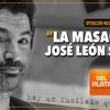 """Logo """"La Masacre de José León Suárez"""" Por: Sergio Wischñevsky"""