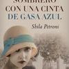 Logo Un sombrero con una cinta de gasa azul - Shila Petroni