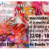 Logo Muestra Artística de los niños del CECEP 19 Distrito Escolar 19 en Av. Boedo 1909 @lxsqueluchan