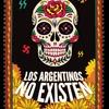 Logo Charla con Luis Arturo Ramos, autor de LOS ARGENTINOS NO EXISTEN.