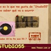 Logo Studio 55 programa 24 de septiembre