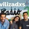 Logo Movilizadxs - UNDAV y A. Jauretche