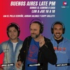 Logo Buenos Aires Late PM 18/06/2019