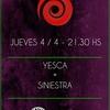 """Logo YESCA + SINIESTRA en el """"CICLO ESPIRAL"""""""