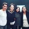 """Logo Las actrices de PETROLEO con Valeria Sampedro y Marcela Ojeda en """"Mujeres de acá!"""""""