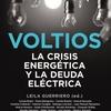 """Logo Leila Guerriero presenta su libro """"Voltios, la crisis energética y la deuda eléctrica""""."""