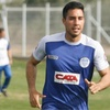 """Logo """"En Guaymallen era 9 y goleador"""" Ezequiel Bonacorso Brown de Adrogue"""