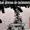 Logo LAS GRIETAS DE LA HISTORIA - SABADO 8 DE OCTUBRE