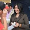 Logo Alejandra Fedele se refirió a la llegada de fuerzas federales a Rosario en entrevista con LT8