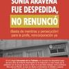 Logo Pasó por Salita Roja la prof. Sonia Aravena