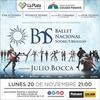 Logo Nota con Julio Bocca en Siesteros