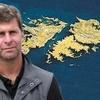 """Logo @edgardotlsur """"En Malvinas es muy delicado cómo se toca el tema soberanía"""""""