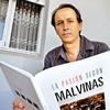 Logo #OperaciónMasacre @Silmercado recibe Nicolás Kasanzew  A sangre y Fuego y la pasión según Malvinas