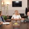 Logo Entrevista a Laura Bevilacqua, por relevamiento de mutuales.