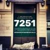 Logo 2° Censo Popular: 7251 personas viven en situación de calle en la Ciudad de Buenos Aires
