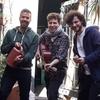 Logo #ViernesMusical Nos visitó #Johny y nos trajo sus canciones @llevalopuesto