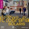 Logo Taller de fotografía Solaris en Alta Fidelidad, por Radio Cultura