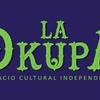 Logo La Okupa, espacio cultural comunitario de Necochea resistiendo el desalojo