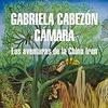 "Logo Gabriela Cabezón Cámara, autora de ""Las aventuras de la China Iron"""