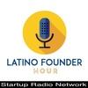 Logo Guillermo Narvaja de RadioCut en Latino Founder Hour