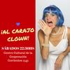 Logo Al Carajo Clown recomendado por Victor Hugo Morales
