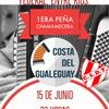 "Logo Peña chamamecera ""Costa del Gualeguay"""