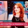 """Logo Entrevista a Valeria Carbone:(""""Aunque es falso, Trump dice que mejoró la economía como nunca"""")"""