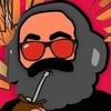Logo FILOSOFÍA en RADIO - Homenaje a Marx