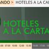 """Logo Entrevista a Gustavo N. Fernández en """"Hoteles a la carta"""" por Radio RZ de Buenos Aires"""