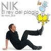 Logo Justicia divina. El actor Martín Garabal gastó al aire al dibujante Nik por plagio de Gaturro