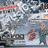 Logo #MúsicaSinComprimir - 18º Programa - 18/07/15