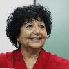 """Logo Dora Barrancos """"Cristina fue modificando su propia percepción de sí"""""""
