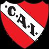Logo Independiente en Rio no la están pasando bien.