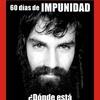 Logo Cazadores de Utopías - Santiago Maldonado - Dos Meses