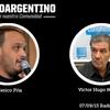 Logo Víctor Hugo Morales entrevista al Lic. Federico Pita, director del periódico El Afroargentino