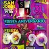 Logo #Aniversario 31 años del Club San Jorge, dialogamos con su presidente Chiche Serra