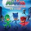 """Logo Vacaciones de invierno 2018: """"Masha y el Oso"""" y """"PJ Mask"""" EN VIVO!"""