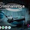 Logo #Columna LU14 de Criminalistica con Marcos Barria.