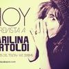 Logo Entrevista a Marilina Bertoldi - Las Voces del Telón
