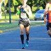 Logo Atletismo, Gastón Páez participó de la media maratón de Rosario
