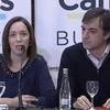 Logo Financiamiento de la campaña 2015/17 de Cambiemos en la Provincia de Buenos Aires.