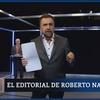 """Logo """"El dólar va a seguir subiendo"""", dijo Roberto Navarro a Víctor Hugo en AM 750 - 26/01/2017"""