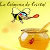 """Logo Nota a Juan Cruz Hernández, productor de miel """"la colmena de cristal"""""""