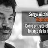 Logo Sergio Wischñevsky - Siempre Es Hoy - Radio del Plata