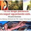 Logo TUPAC AMARU y MICAELA BASTIDAS. Recordemos su historia al cumplirse un año más de su asesinato.